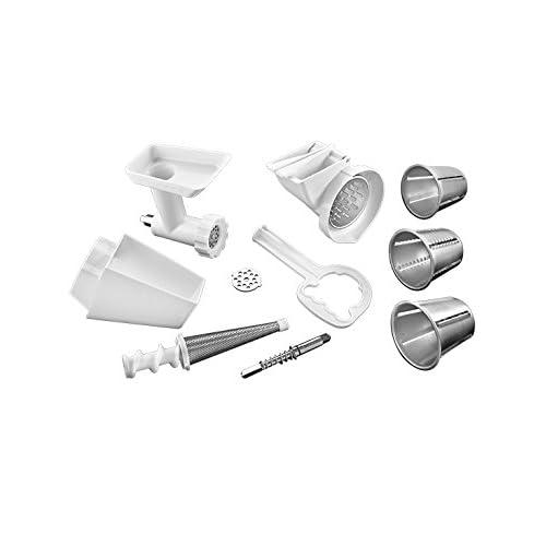 Amazon com | KitchenAid FPPA Stand Mixer Attachment Pack 1