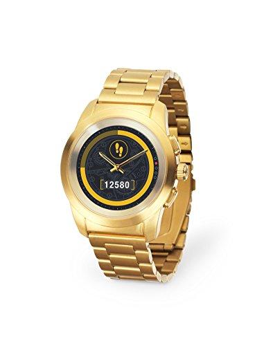 MYKRONOZ Smartwatch Gold
