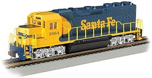 echa un vistazo a los más baratos HO GP40 w DCC & Sound Value, SF War War War Bonnet  2964 by Bachmann Trains  orden ahora disfrutar de gran descuento