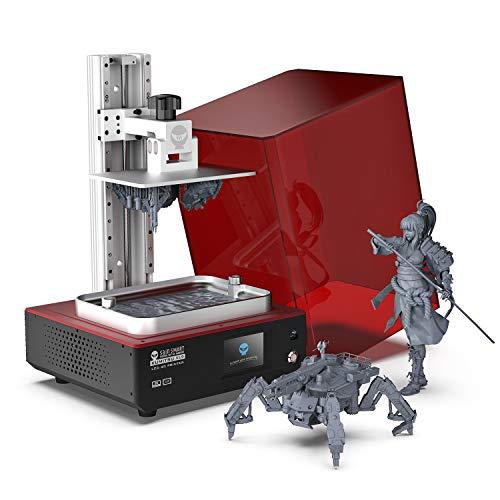 SainSmart Kumitsu KL9 Resin 3D Printer UV LCD Printer, 8.9-inch 2K LCD, 3.5-inch HD Color Touch Screen, 120mm x 192mm x 250mm Large Build Volume