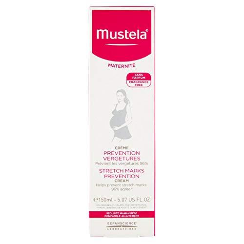 Mustela prevención estrías