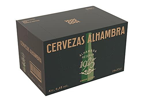 Alhambra Reserva 1925 Cerveza Dorada...