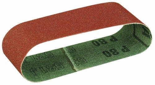 Proxxon Schleifbänder für BBS/S K 80, 5 Stück, 28922