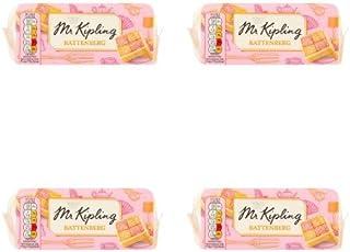 Mr Kipling, Battenberg Whole Cake, 220g each, x 4