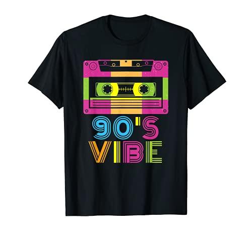 T-shirt années 90 Vibe Party Dance 90 T-Shirt
