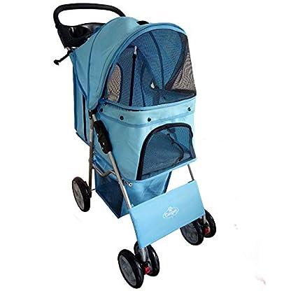 Easipet Pet Stroller Available in 5 (Black) 3