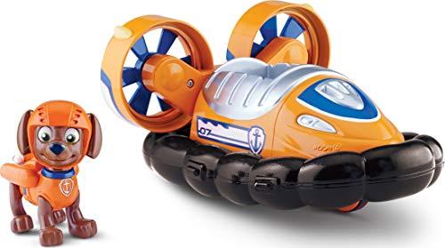 Paw Patrol - Zuma's Hovercraft (Spin Master 6027637) , color/modelo surtido