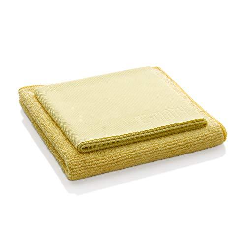 Product Image of the E-Cloth Microfiber Bathroom Cleaning Pack, Bathroom Cleaning Cloth & Polishing Cloth, 2 Cloth Set