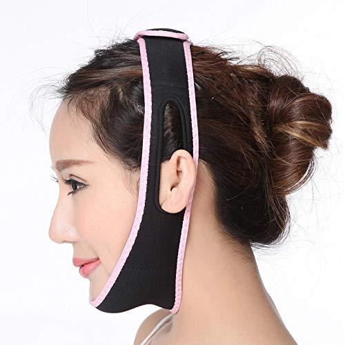 Levantamiento En V Correa Adelgazante Dispositivo De Estiramiento Facial Para Dormir En La Cara Potente Herramienta De Belleza Facial 3D Vendas Productos Para El Cuidado De La Piel