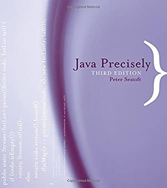 Java Precisely (The MIT Press)