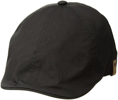 FJÄLLRÄVEN Övik Flat Mütze, Dark Grey, XL