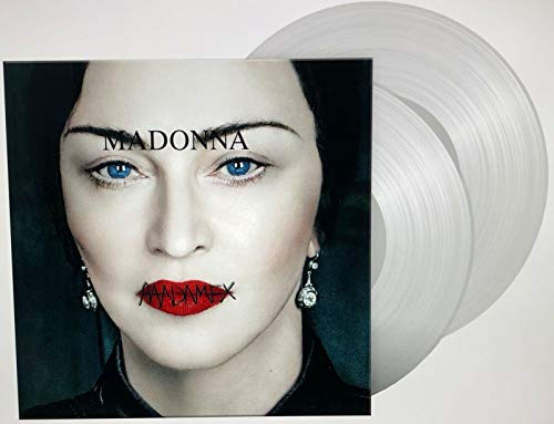 Madame X - Clear Vinyl - Sealed
