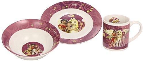 MIA AND ME Me - Set de Desayuno, Color Rosa (United Labels 811482)