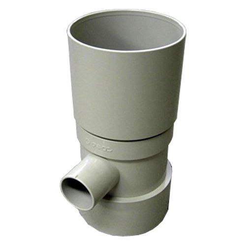 雨水貯留タンク部品 雨水集水継手 白 120〜200リットル対応