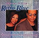 Retro Blue by Marcus Williams & Lisa Grant Duguid