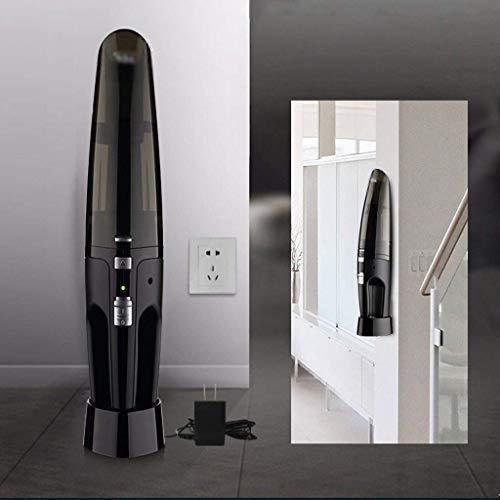 ZLFLD Aspiradora Coche pequeño portátil seco Portable del vacío Muerto Esquina Polvo diseño Moderno Grande de luz de Alta Potencia de succión Peso Colector de Polvo
