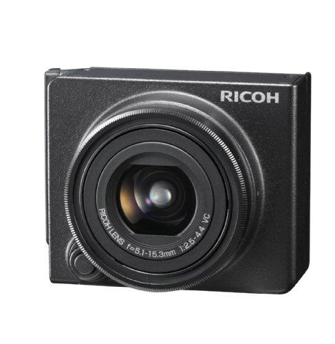 Ricoh S10 GR Objektiv (1:2, 4/72 mm)