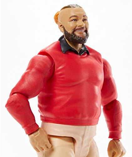 WWE GLB01 - Action Figur (15 cm) Bray Wyatt, Spielzeug Actionfigur ab 6 Jahren