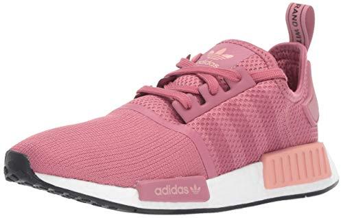 adidas Originals Damen NMD_R1, Trace Maroon/Trace Maroon/Trace Pink, 41 EU