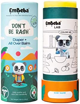 Embeba Eczema Cream for Kids with Sensitive Skin Pediatrician Tested and Approved Diaper Rash product image