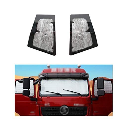 Buffer-Feng Big Truck Color 5pcs, anti-UV-warmte-isolerende zonneklep, duurzaam aluminium Foil Sun Block uitgerust ramen beschermen je auto tegen schade