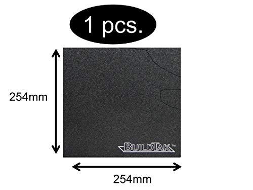 Buildtak - film d'adhérence de 254x 254mm pour plateau d'imprimante 3D