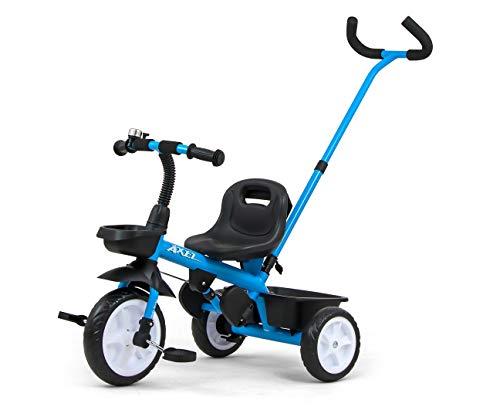 Milly Mally 5901761125481 Axel Blue - Bicicleta de tres