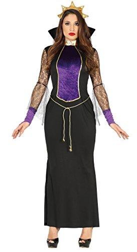 Guirca- Disfraz adulta mirror queen, Talla 38-40 (84801.0)