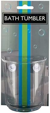 Kole Imports HH512-96 3.125 x 2 High quality 3.5 with Suct in. Tumbler Bath Classic