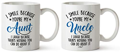 Uncle and Aunt Gifts For Christmas, A 2-Pack Gift