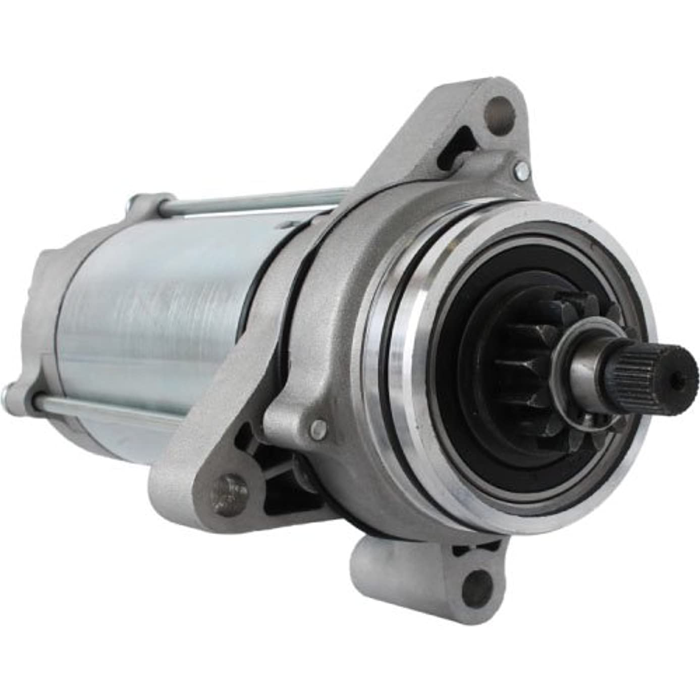 DB Electrical SMU0391 Starter (New For Honda Gl1800 Gl1800A Goldwing Gold Wing 2001 2002 2003 2004 2005 31200-Mca-003 18676)