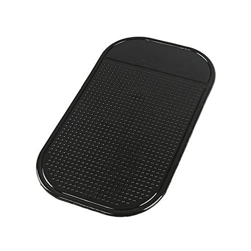 YFTGD Korean Pine Automóviles Accesorios Interiores FIT para teléfono móvil MP3 MP4 Pad GPS Estera Antideslizante Antideslizante Antideslizante (Color Name : 1 Pcs)