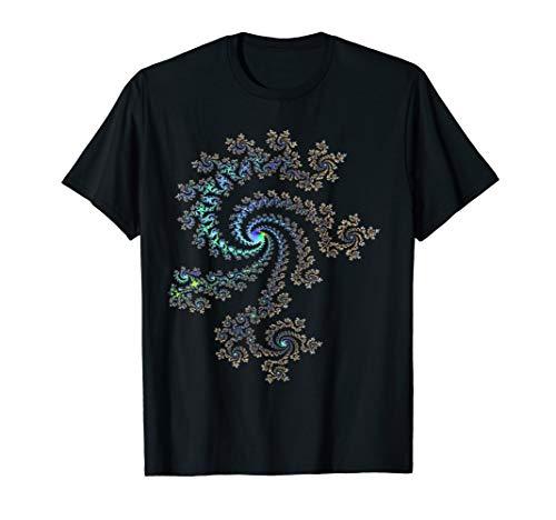 Axymare - Mandelbrot Fractal T-Shirt