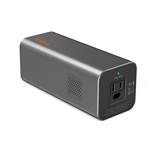 AC Outlet Portable Laptop Charger Power Outdoors(TSA-Approved), Jackery PowerBar...