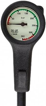 DIN 200//300 Metalsub Technisches Manometer der Tauchflasche Glycerin