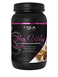 NLA for Her - Her Whey - Ultimate Lean Whey Isolate