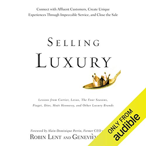 Couverture de Selling Luxury