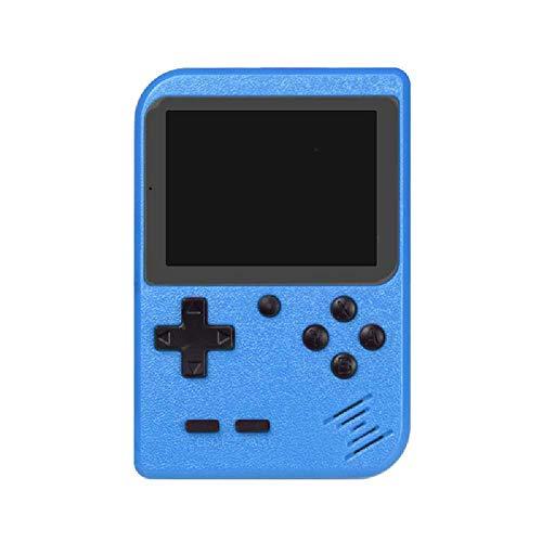 maofan Mini Console De Poche, Console De Jeu Rétro De 3,0 Pouces, Lecteur Vidéo Bleu 1