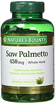Best natures bounty saw palmetto Reviews
