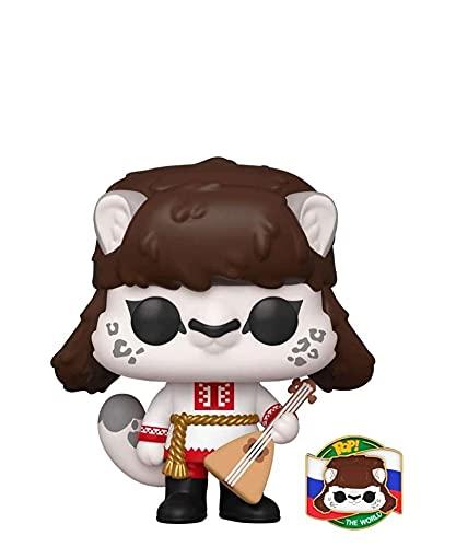 Funko Pop! Around The World - Rusia - Pasha #11