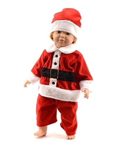 Horror-Shop Santa Babykostüm