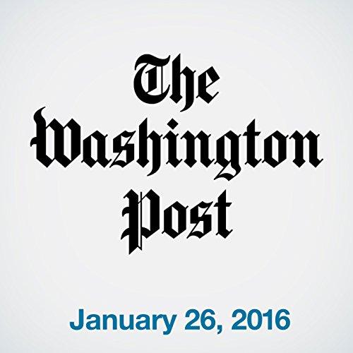 Top Stories Daily from The Washington Post, January 26, 2016 copertina