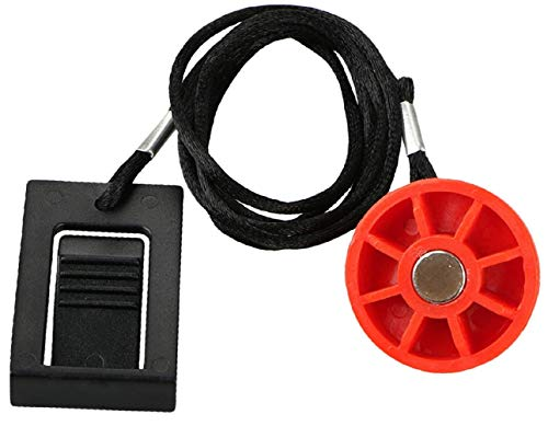 Larlansz Treadmill Universal Magnet Safety Key for Proform, Image, Weslo, Reebok, Epic, Golds Gym, Freemotion and Healthrider Treadmills