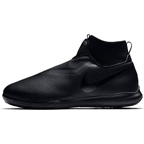 Nike Jr. Phntom Vision Academy Dynamic Fit IC Fußballschuhe, Schwarz Black Black 001, 38.5 EU