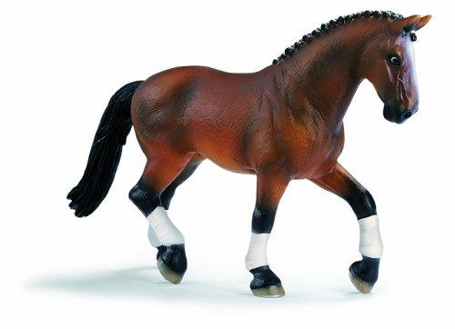 SCHLEICH 13296  - Pferde, Hannoveraner Stute, Dressur