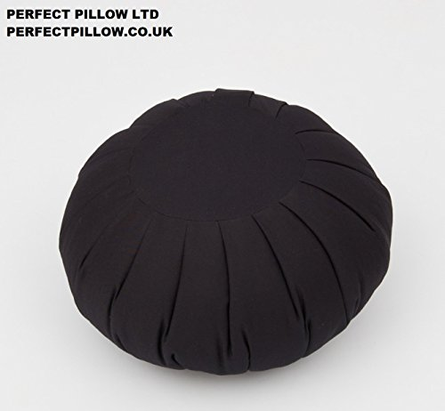 PERFECT PILLOW Zafu Yoga di Meditazione Zen Cuscino, Made in UK