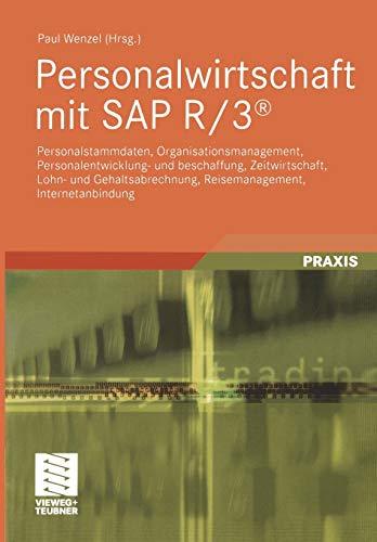 Personalwirtschaft mit Sap R/3®:
