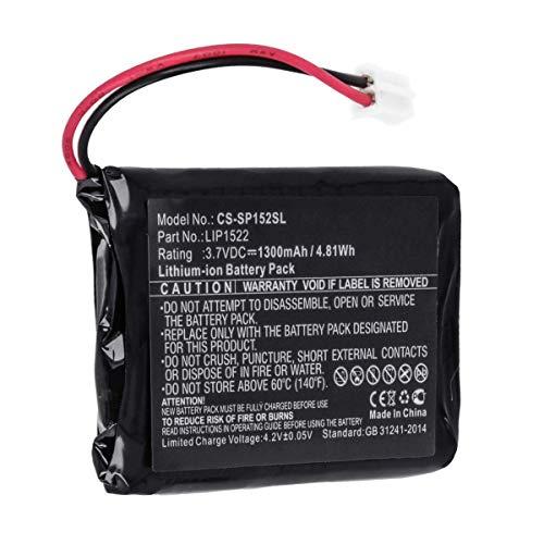 Akku-King Akku kompatibel mit Sony PS4 Wireless Controller - ersetzt LIP1522 - Li-Ion 1300mAh
