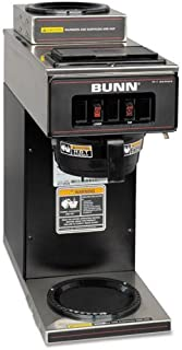 BUNVP172BLK - 12-Cup Two-Station Commercial Pour-O-Matic Coffee Brewer