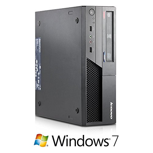 Lenovo ThinkCentre M58 SFF (Intel Core 2 Quad 2.66GHz, 4GB RAM, 250GB HDD, DVD-RW, Windows7)